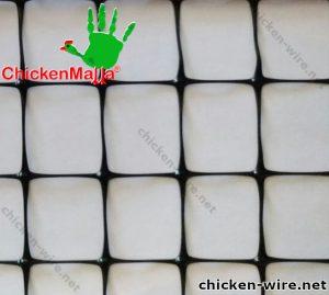 Chicken coop mesh sample
