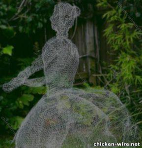 Ballet ballerina wire